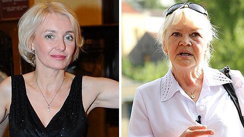 Veronika Žilková neviděla Hanu Brejchovou čtvrtstoletí.