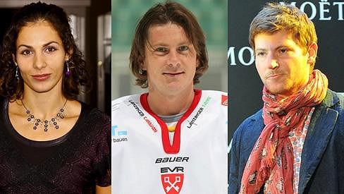 Kateřina Baďurová, Martin Procházka a David Švehlík zatančí ve StarDance.