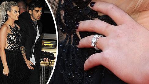 Zayn Malik by si svou Perrie rád vzal.