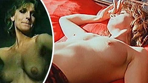 Ivana Chýlková se milostných scén nikdy nebála.