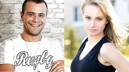 Zuzana Haberová randí s Ivanem Bindasem.