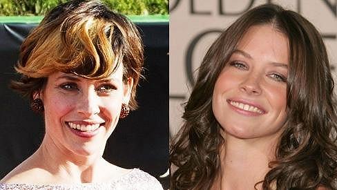 Evangeline Lilly se díky účesu hodně změnila.
