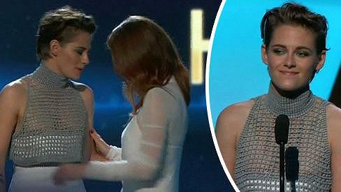 Kristen Stewart to s výběrem oblečení nevychytala.