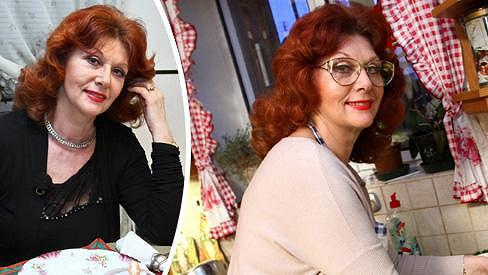 Saskia Burešová nejspíš zná recept na elixír mládí.