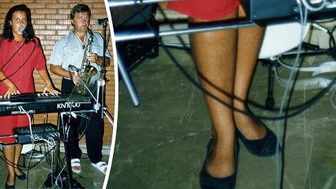 Eva si s holením nohou před dvaceti lety starosti nedělala.