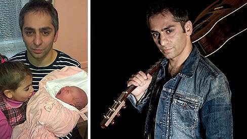 Včera se stal Vlasta otcem druhé holčičky.