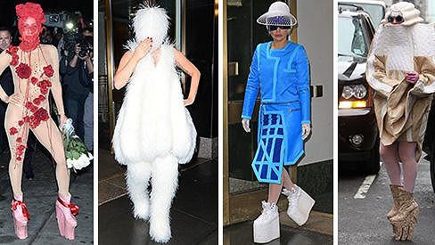 Takhle Lady Gaga slavila narozeniny.