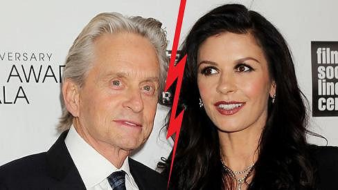 Manželství Michaela a Catherine je v troskách.