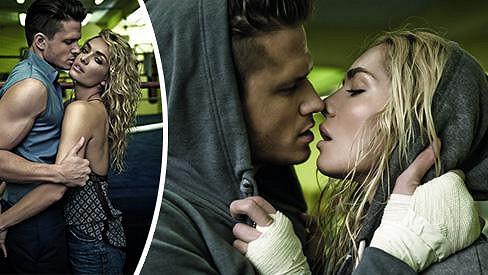 Nejkrásnější český pár předvedl vášeň a chtíč.