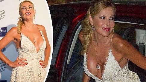 Ana Obregon vypadá stále skvěle.