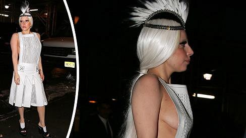Lady Gaga přestala být už dávno zajímavá.