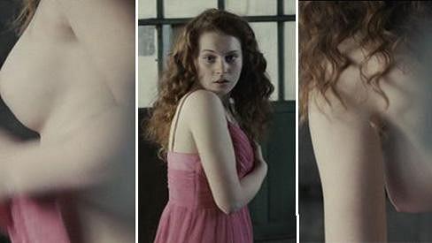 Lucie se odhalila ve filmu Vendeta.