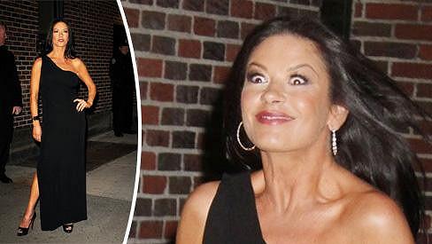 Catherine Zeta-Jones je ženou mnoha tváří.