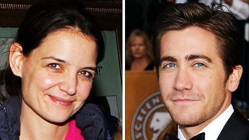 Tvoří Katie Holmes a Jake Gyllenhaal nový hollywoodský pár?