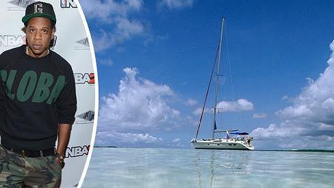 Jay-Z bude dovolenou s rodinou trávit na vlastním ostrově.