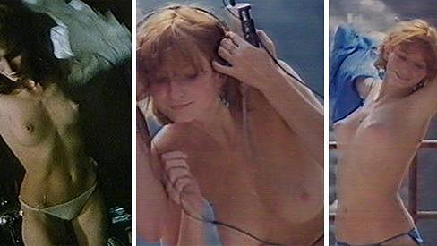 Tereza Kučerová se svlékala ve filmech své slavné matky.