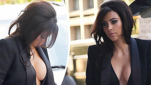 Kim Kardashian není obyčejnou maminkou.