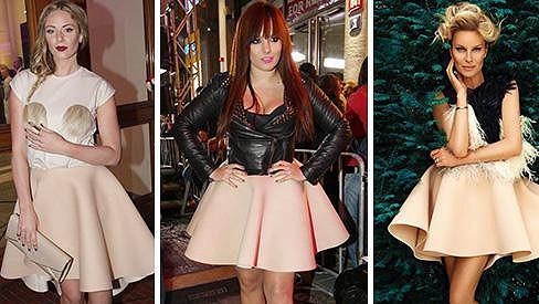 Kdo by řekl, že jedna sukně může být tak multifunkční.