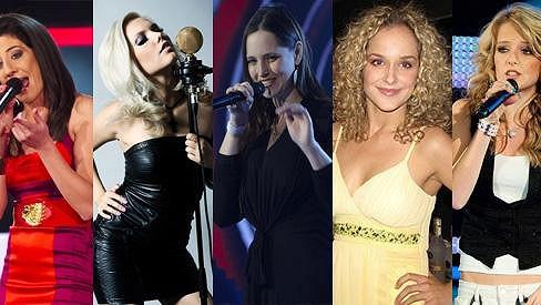 Která ze zpěvaček se vám líbí nejvíce?