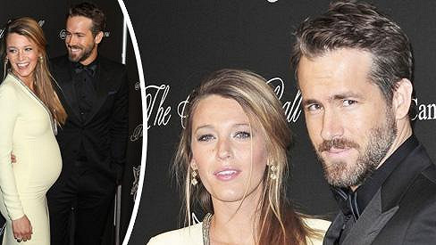 Blake Lively a Ryan Reynolds se brzy dočkají potomka.