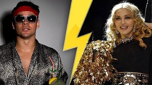 Madonna čelí obvinění z krádeže části písně brazilského zpěváka.
