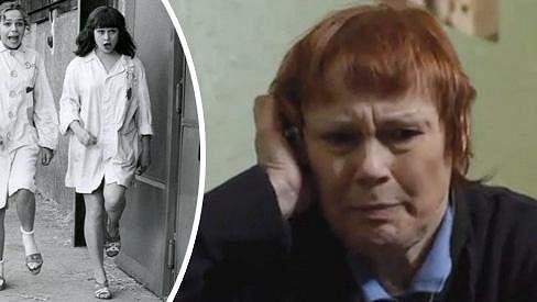 Jelena Šebestová po filmu Holky z porcelánu upadla v zapomnění. Dnes hraje v televizi štěky.