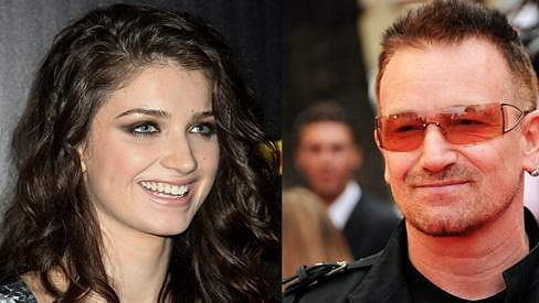 Eve Hewson je dcerou zpěváka skupiny U2 Bono Voxe.