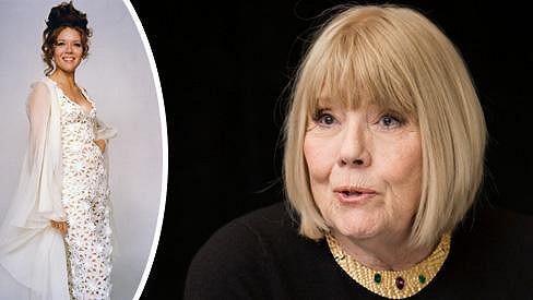 Diana Rigg po 45 letech