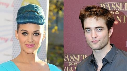 Katy Perry a Robert Pattinson. Že by nový pár?