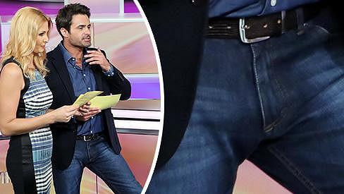 Mirek Šimůnek má prý v kalhotách schované pěkné poklady...