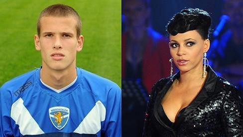 Tina prý čeká dítě s devatenáctiletým fotbalistou Richardem Lásikem.