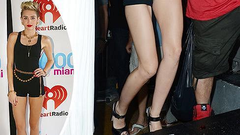 Zpěvačka a herečka Miley Cyrus údajně problémy s příjmem potravy nemá. Jen dodržuje zdravý životní styl.