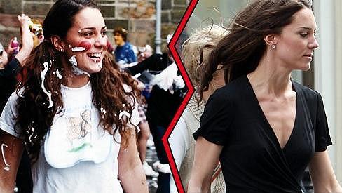 Kate Middleton extrémně zhubla.