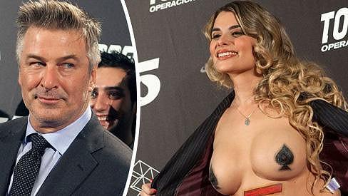 Aleca Baldwina nestydatá pornoherečka zaujala.