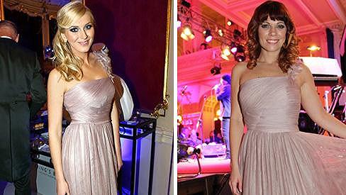 Sotva si Míša šaty vysvlékla, už je na sobě měla Zorka.