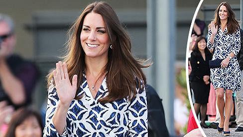 Princezna stále určuje módní trendy...