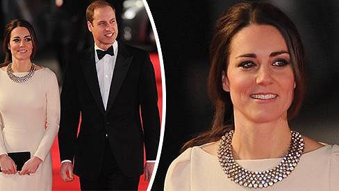Vévodkyni by slušel snad kterýkoli šperk.