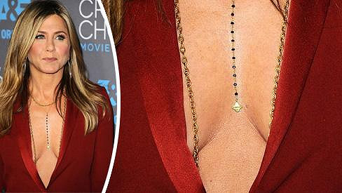 Jennifer Aniston si nevybrala dobře...