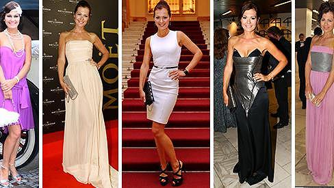 Pět podob Miss České republiky roku 2004