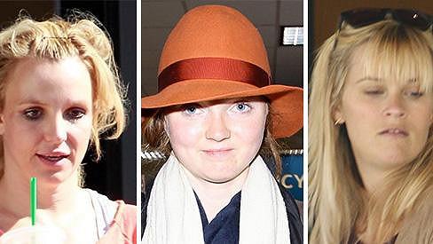 Skutečné tváře celebrit