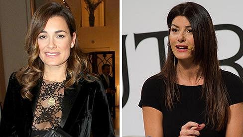 Alena Šeredová má s italskou kráskou Ilarií mnoho společného.