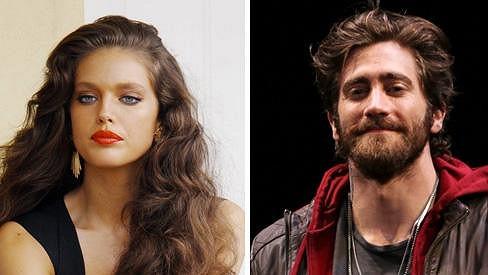 Jake Gyllenhaal a jeho nová přítelkyně.