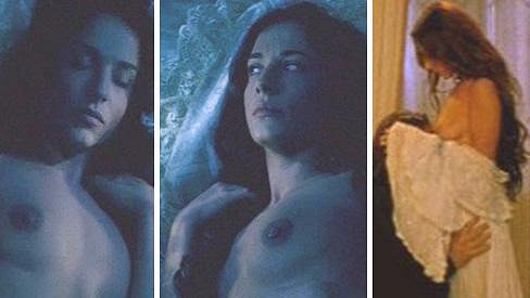 Michaela Kuklová se na filmovém plátně nahoty nebála.