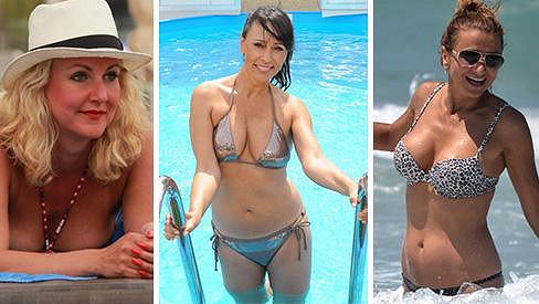 Tyhle dámy v plavkách sklidily letos poklonu...