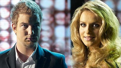 Lukáš Adamec a Gabriela Gunčíková.