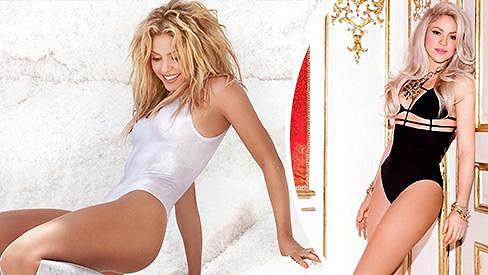 Shakira patří k nejatraktivnějším zpěvačkám.
