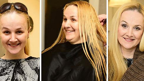 Linda Finková přišla nenalíčená a s mastnými vlasy.
