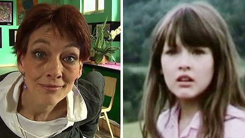 Monika Kvasničková po 34 letech.
