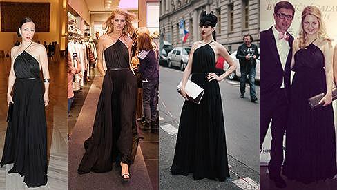 Zuzana Stivínová, Veronika Fašínová, Ina T. a Karolína Milerová
