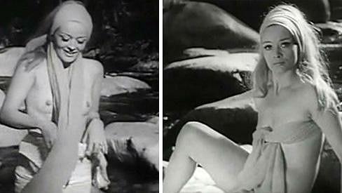 Jana Brejchová se ve filmech svlékala málokdy.